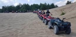 Off road pustynia quady